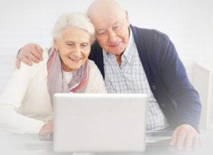 Что могут сделать пенсионеры через соцсети
